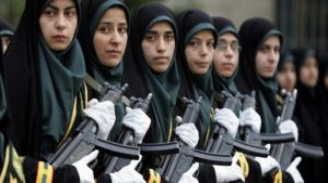 женщины шииты в армии