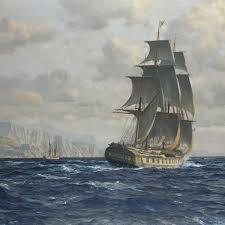 Древнерусские ополченцы ведут допрос рептилоида